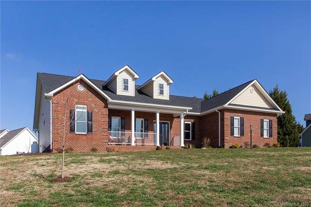652 Luther Drive, Iron Station, NC 28080 (#3590979) :: Zanthia Hastings Team