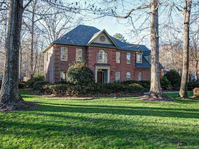 6528 Chestnut Grove Lane, Charlotte, NC 28210 (#3591061) :: Carlyle Properties
