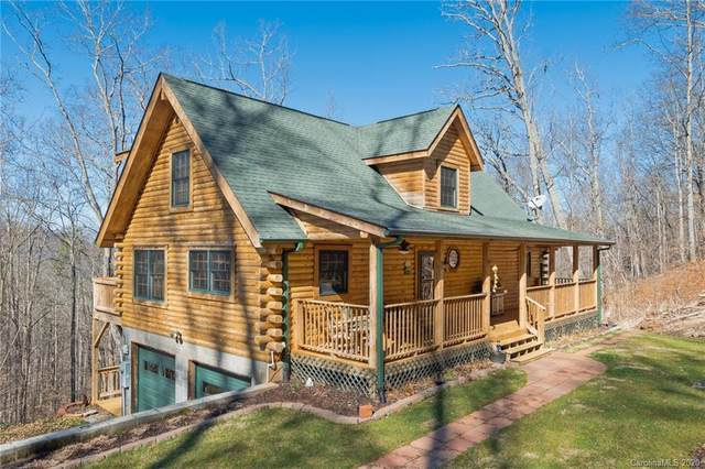 70 Sugar Hill Drive, Weaverville, NC 28787 (#3591078) :: Mossy Oak Properties Land and Luxury