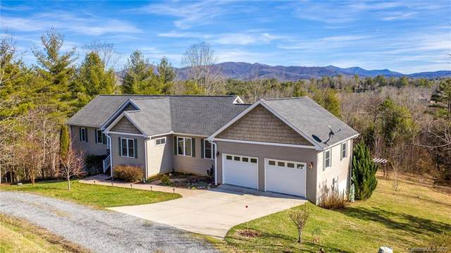 281 Sheppard Branch Road, Weaverville, NC 28787 (#3591082) :: Carlyle Properties