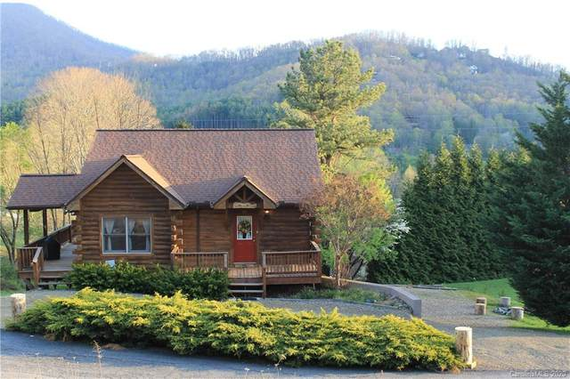 36 Cheyenne Court, Maggie Valley, NC 28751 (#3591121) :: Keller Williams Professionals