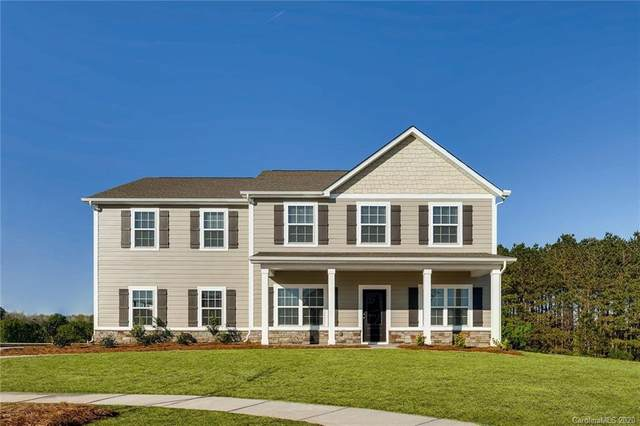 4129 Allenby Place, Monroe, NC 28110 (MLS #3591130) :: RE/MAX Journey