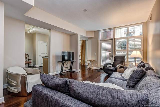 1320 Fillmore Avenue #116, Charlotte, NC 28203 (#3591161) :: Stephen Cooley Real Estate Group