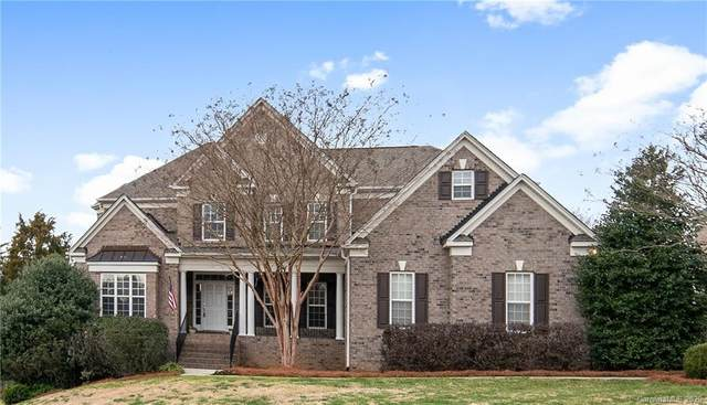 4110 French Fields Lane, Harrisburg, NC 28075 (#3591184) :: LePage Johnson Realty Group, LLC