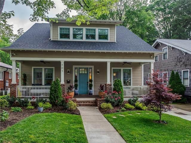 405 E Tremont Avenue, Charlotte, NC 28203 (#3591209) :: High Performance Real Estate Advisors