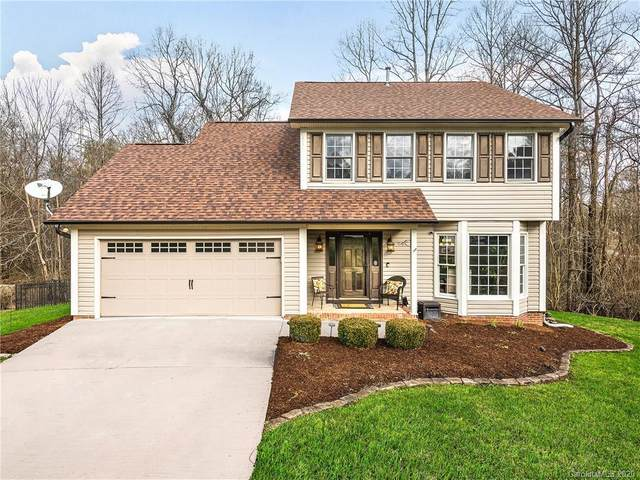 516 Windsor Forest Court, Fletcher, NC 28732 (#3591224) :: Mossy Oak Properties Land and Luxury