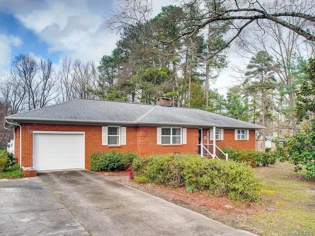 511 Boyce Road, Charlotte, NC 28211 (#3591282) :: Rinehart Realty