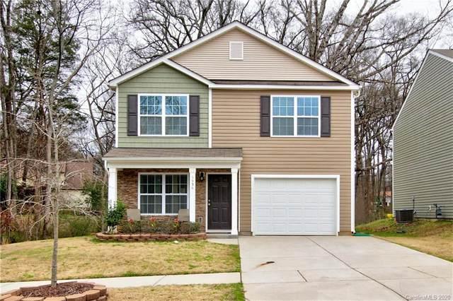 5936 Sanders Farm Lane, Charlotte, NC 28216 (#3591289) :: Rinehart Realty