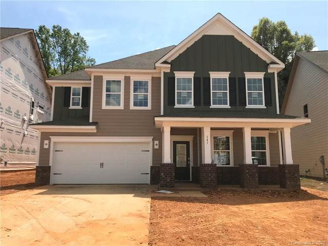 141 West Morehouse Avenue #12, Mooresville, NC 28117 (#3591299) :: Cloninger Properties