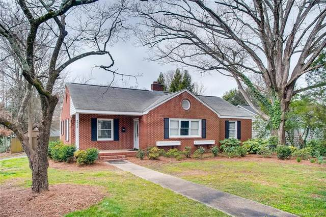4832 Doris Avenue, Charlotte, NC 28205 (#3591322) :: Keller Williams South Park