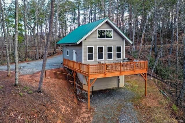 650 Buffalo Shoals Road, Lake Lure, NC 28746 (#3591339) :: Cloninger Properties