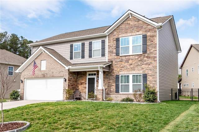2257 Isaac Street, Concord, NC 28027 (#3591361) :: LePage Johnson Realty Group, LLC