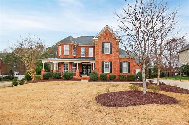 2414 Lord Anson Drive, Waxhaw, NC 28173 (#3591365) :: Caulder Realty and Land Co.