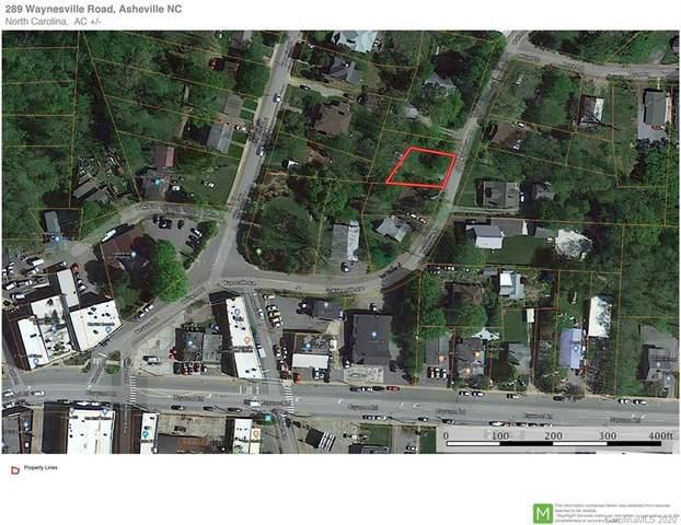 289 Waynesville Avenue #1, Asheville, NC 28806 (#3591483) :: Keller Williams Biltmore Village