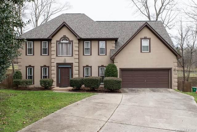 4404 Pebble Pond Drive, Charlotte, NC 28226 (#3591486) :: Scarlett Property Group