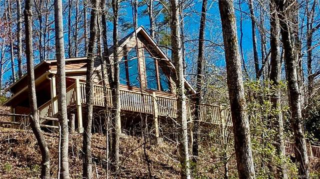 12 Mountain Creek Crossing, Bryson City, NC 28713 (#3591520) :: High Performance Real Estate Advisors