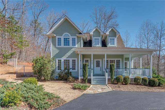 725 Laurel Ridge Road, Columbus, NC 28722 (MLS #3591548) :: RE/MAX Journey