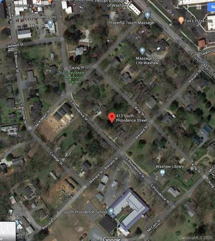 Lot 1 S Providence Street #1, Waxhaw, NC 28173 (#3591577) :: Zanthia Hastings Team