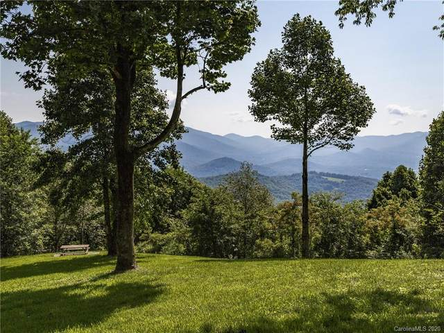157 acres Ebby Ridge, Fairview, NC 28730 (#3591628) :: Miller Realty Group