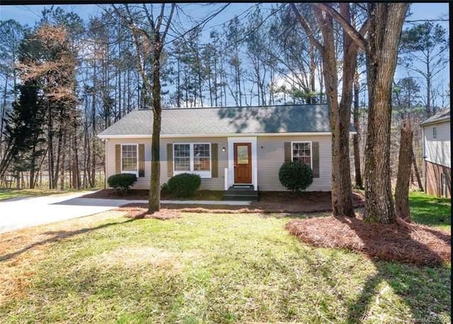 7105 Idlewild Brook Lane, Charlotte, NC 28212 (#3591636) :: High Performance Real Estate Advisors