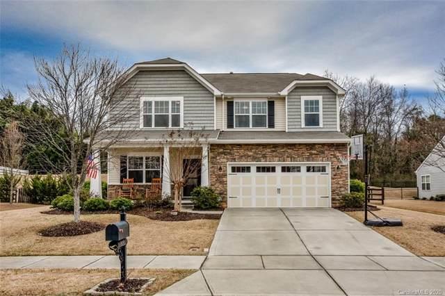 131 Rougemont Lane, Mooresville, NC 28115 (#3591651) :: Rinehart Realty