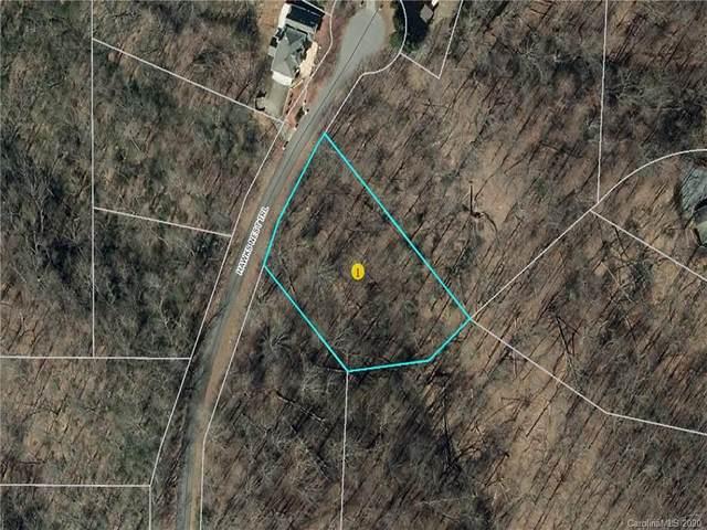 LOT 35 Hawks Nest Trail, Lake Lure, NC 28746 (#3591702) :: Cloninger Properties