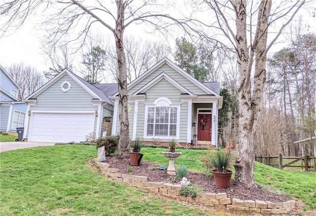 8405 Duckwood Lane, Charlotte, NC 28215 (#3591765) :: Miller Realty Group