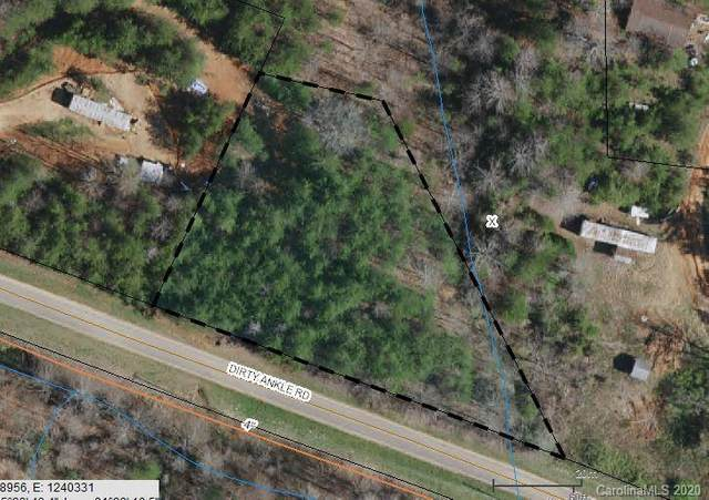 00 Dirty Ankle Road, Lawndale, NC 28090 (#3591804) :: Miller Realty Group