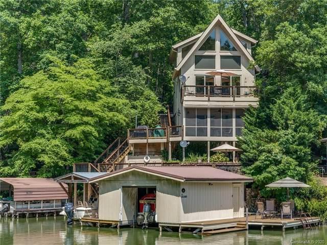 130 Edwards Point, Lake Lure, NC 28746 (#3591831) :: Keller Williams Biltmore Village