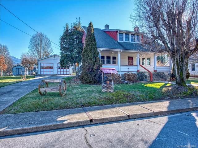 102 Hazel Street, Waynesville, NC 28786 (#3591841) :: Miller Realty Group
