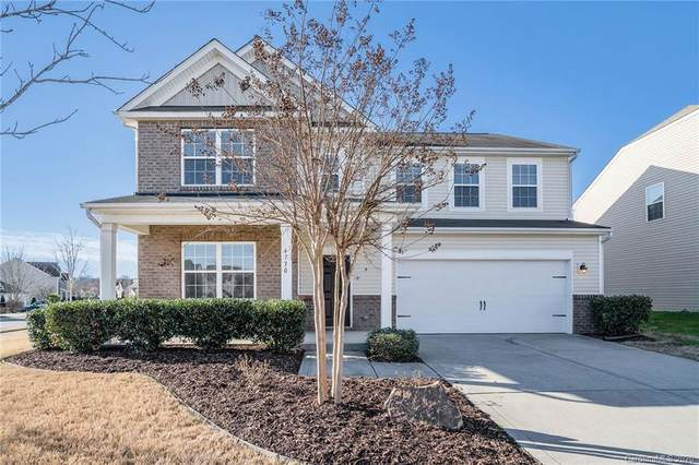 4730 William Caldwell Avenue, Charlotte, NC 28213 (#3591859) :: BluAxis Realty