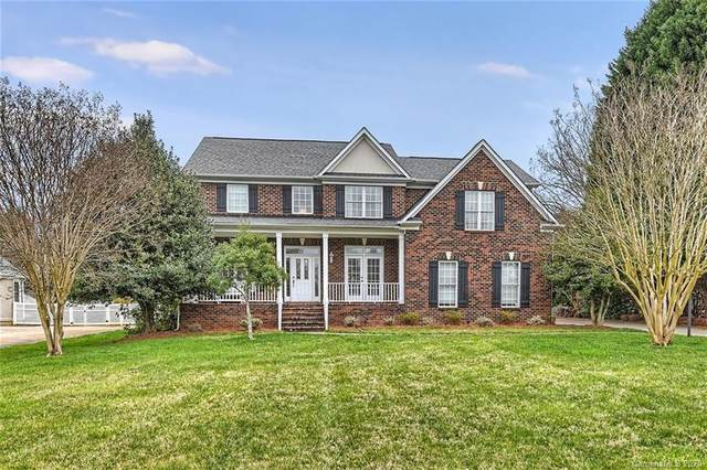 290 Knoxview Lane, Mooresville, NC 28117 (#3591951) :: Rinehart Realty