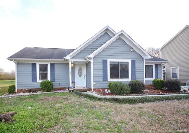 3045 Old House Circle, Matthews, NC 28105 (#3591982) :: Cloninger Properties