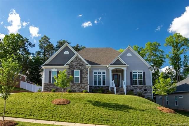 4198 Abernathy Place #47, Harrisburg, NC 28075 (#3592049) :: Rinehart Realty