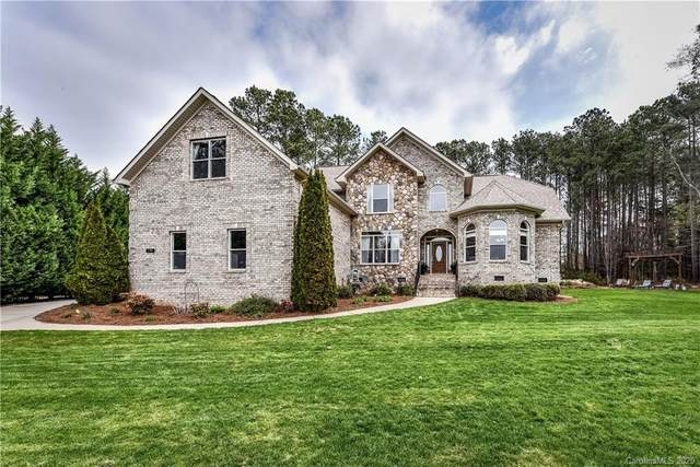 154 Indian Trail, Mooresville, NC 28117 (#3592111) :: LePage Johnson Realty Group, LLC