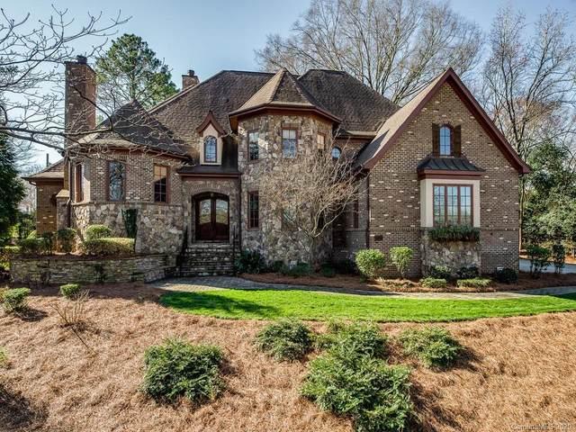 5011 Carmel Club Drive, Charlotte, NC 28226 (#3592115) :: Homes Charlotte