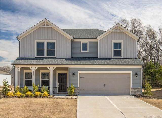 8325 Flint Hill Drive, Charlotte, NC 28273 (#3592261) :: High Performance Real Estate Advisors