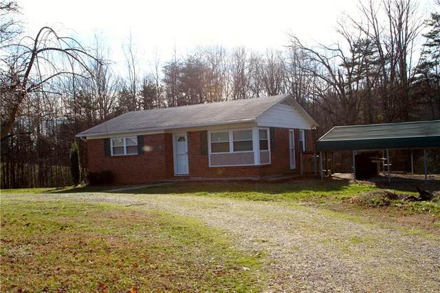 5406 Nc Hwy 127 Highway, Taylorsville, NC 28681 (#3592305) :: Rowena Patton's All-Star Powerhouse