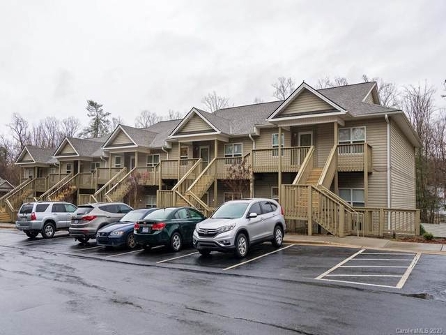 709 Carlyle Way U709, Asheville, NC 28803 (#3592339) :: LePage Johnson Realty Group, LLC