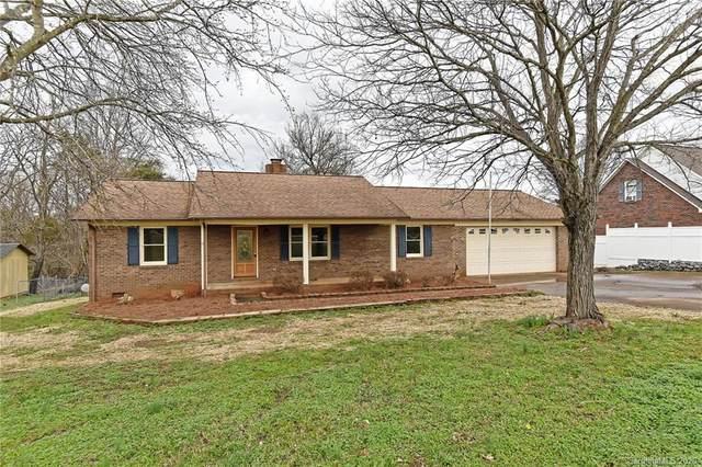 3534 Startown Road, Maiden, NC 28650 (#3592386) :: Cloninger Properties