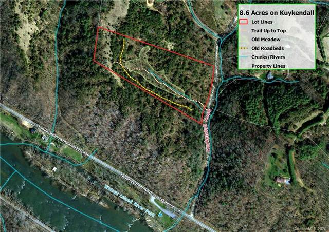 8.6 Acres Off Kuykendall Road, Alexander, NC 28701 (#3592406) :: SearchCharlotte.com