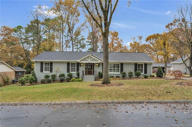 1011 Shady Bluff Drive, Charlotte, NC 28211 (#3592461) :: Keller Williams South Park