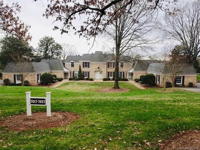 7021 Quail Hill Road, Charlotte, NC 28210 (#3592464) :: Keller Williams South Park