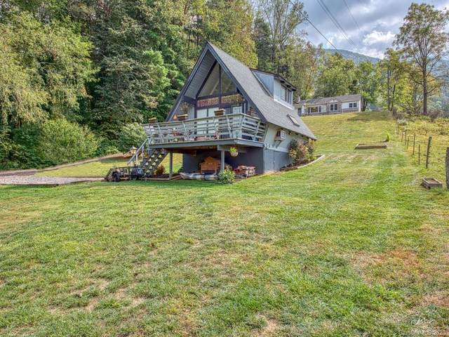 350 & 354 Wiley Franklin Road, Waynesville, NC 28786 (#3592477) :: Miller Realty Group