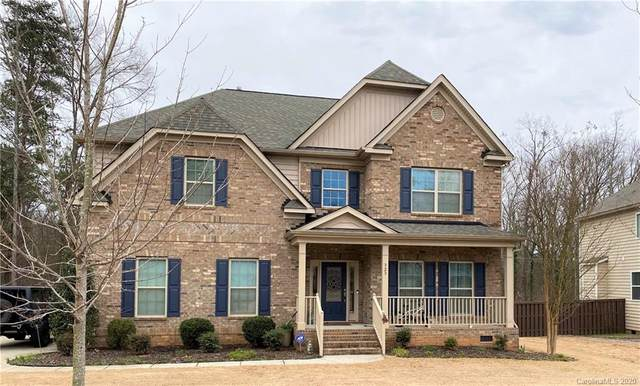329 Windy Pine Drive, Lake Wylie, SC 29710 (#3592549) :: Keller Williams South Park