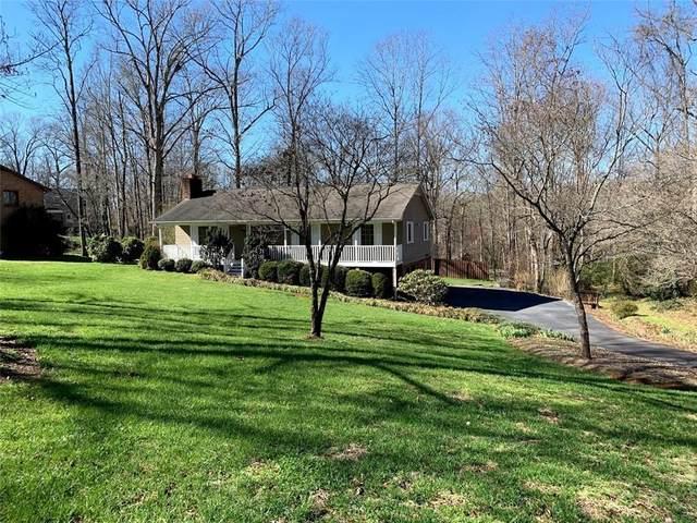 1433 Fairway Drive, Newton, NC 28658 (#3592573) :: Exit Realty Vistas