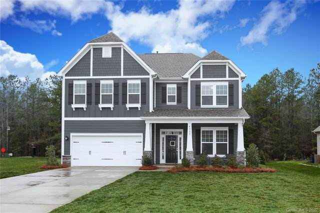 8322 Lake Harmony Drive, Matthews, NC 28105 (#3592605) :: Cloninger Properties