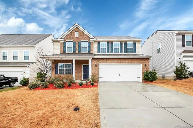 1308 Malden Street NW, Huntersville, NC 28078 (#3592610) :: Besecker Homes Team