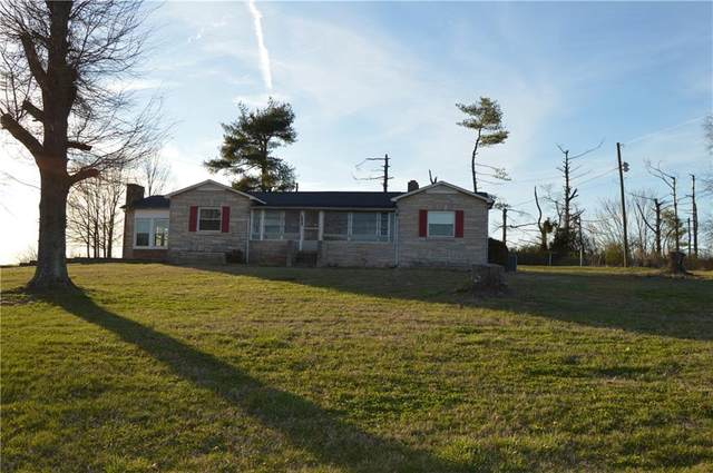 4741 Hurricane Hill Road, Granite Falls, NC 28630 (#3592627) :: MartinGroup Properties