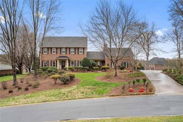 1612 Heatherloch Drive, Gastonia, NC 28054 (#3592644) :: Cloninger Properties